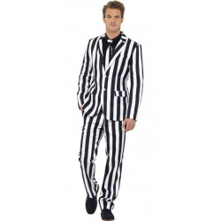 Kostým Vězeň oblek