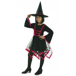 Dětský kostým Čarodějnice