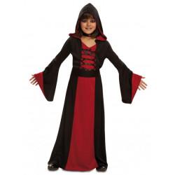Dětský kostým Červená kouzelnice