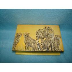 Krabička Leopardi